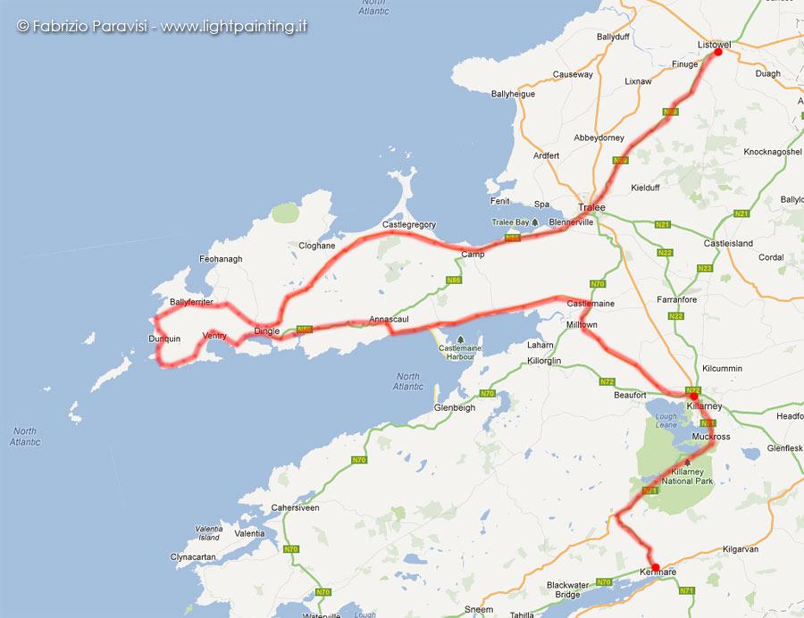 Irlanda Cartina Turistica.Diario Di Viaggio In Irlanda