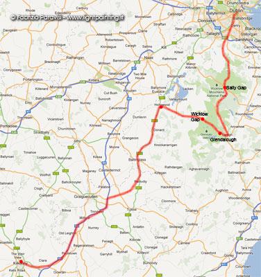Cartina Turistica Irlanda.Diario Di Viaggio In Irlanda