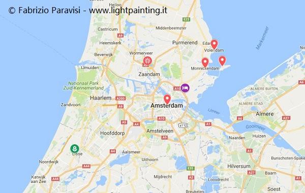 Olanda Cartina Turistica.Diario Di Viaggio Olanda Per La Fioritura Dei Tulipani